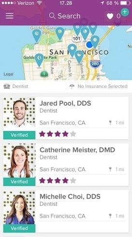 Physician finder app BetterDoctor raises $10M   mobihealthnews   Competitive intel   Scoop.it