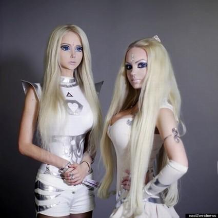 Barbies humanas se encontram e planejam viver nos EUA - Fernando Moreira: O Globo | Polêmica na Internet | Scoop.it