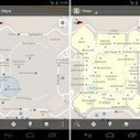 Google Maps 6.0, el toque de ICS y mapas interiores | Android phone | Scoop.it