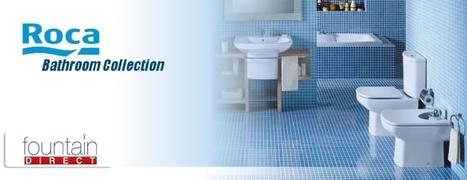 Revamp Your Bathroom Space with Roca Bathware   fountainbathroom   Scoop.it