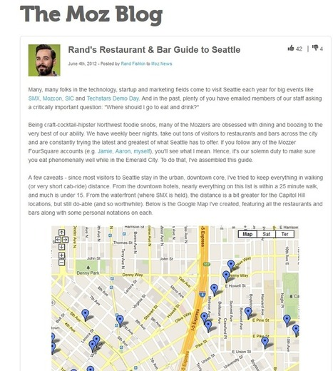 Promoting Local Content For Local Links » Search Engine People Blog | MarketingHits | Scoop.it