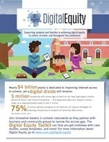 Digital Equity Action Agenda | @CoSN | Educational Technology: Leaders and Leadership | Scoop.it