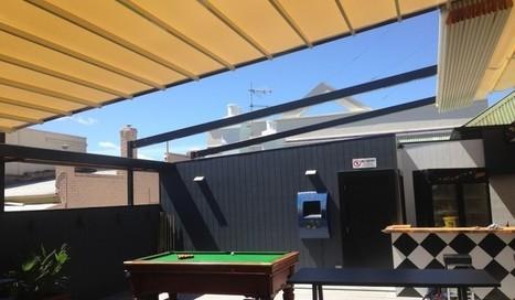 Melbourne Awning Centre: Plough Inn Pub Tasmania Project | Melbourne Awning Centre | Scoop.it