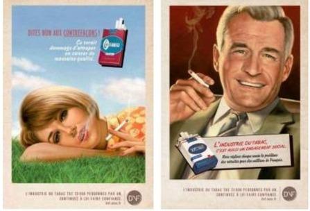 British American Tobacco condamné pour publicité illicite | ex. de campagnes de communication | Scoop.it