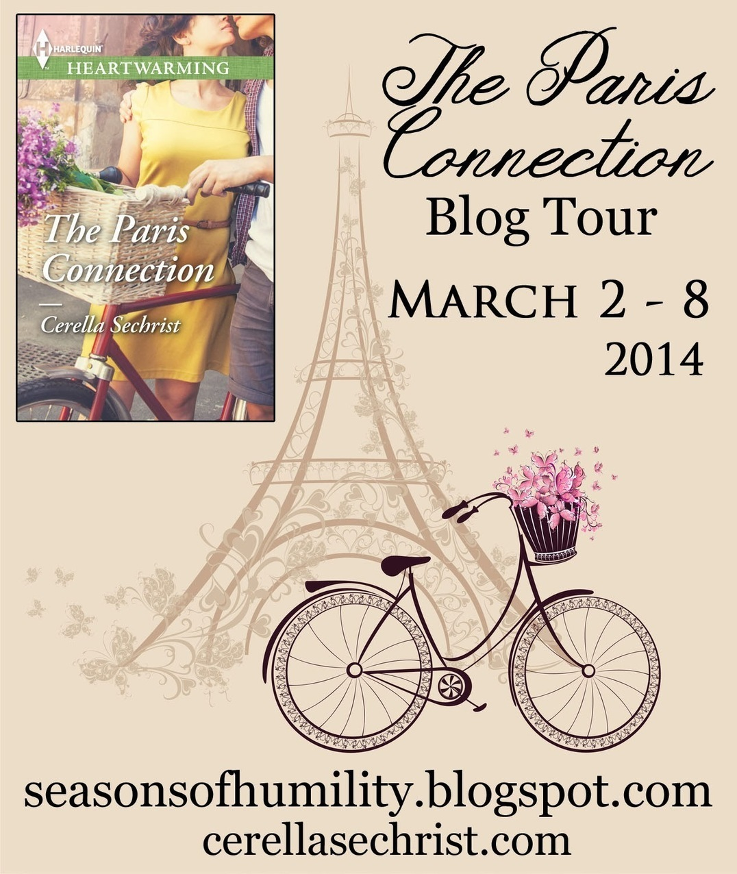 Contemporary Romance Book Spotlight ~ The Paris...
