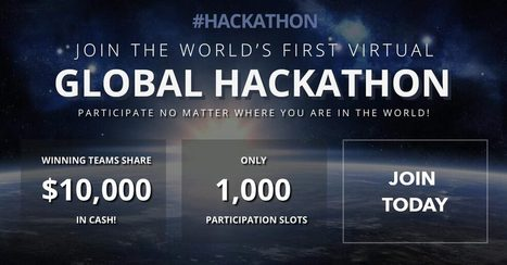 World's First Virtual Global Hackathon | Koding | GRNET - ΕΔΕΤ | Scoop.it