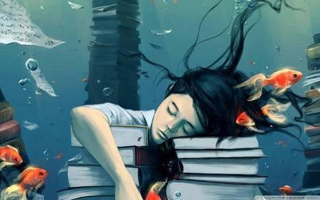 "New version of ""Sleeping Beauty"". | Reading books | Scoop.it"