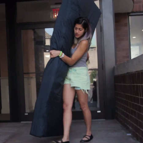 Columbia Student Will Carry a Mattress Everywhere Until Her Alleged Rapist Is Expelled | Feminist Education | Scoop.it