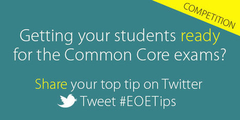 Twitter Competition! What's your top teaching tip for the PARCC and SBAC ELA assessments? - Routledge | 7th Grade ELA- Common Core | Scoop.it