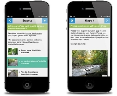 [Article] Protéger les rivières grâce à son téléphone| Novae | Innovations urbaines | Scoop.it