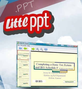 LittlePPT - Free Powerpoint Reader and Presentation Editor | Aprendiendo a Distancia | Scoop.it