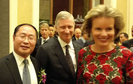 The Aquaculturists: 26/06/2015: Adifo and Tongwei confirm strategic partnership at signing ceremony during Belgian State visit to China | Global Aquaculture News & Events | Scoop.it