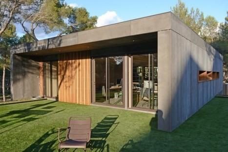 Il suffit d'un tournevis électrique pour construire ces maisons | FabLab - DIY - 3D printing- Maker | Scoop.it
