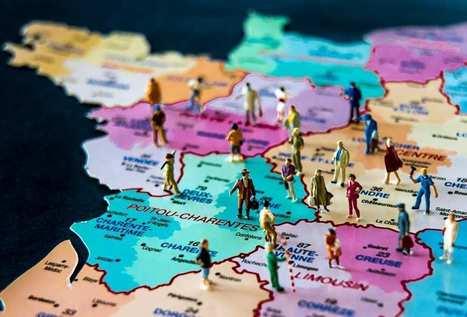 Réforme territoriale : la nouvelle carte des régions en débat - Les Échos | Absentéisme | Scoop.it