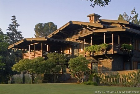 AD Classics: Gamble House / Greene & Greene | Craftsman Architecture | Scoop.it