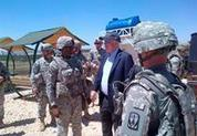 McCain slips into Syria, meets with rebels | The World Planet | Scoop.it