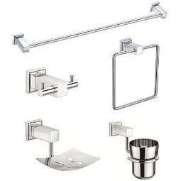 Jwell Stainless Steel Bath Set - Splash Series   Home & Kitchen   Scoop.it
