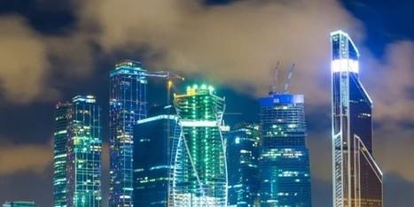 Une nuit à Moscou – time lapse   Russie et géographie   Scoop.it