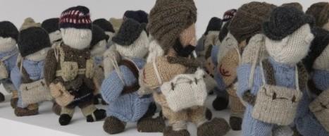 Expo : 780 soldats de l'armée… de laine ont pris place à La Piscine de Roubaix | Nos Racines | Scoop.it