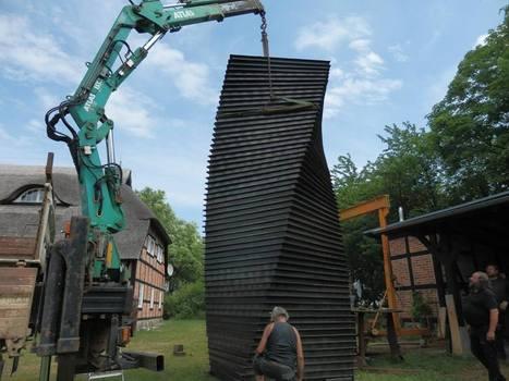 Tomasz Domanski: Tower of Babel | Art Installations, Sculpture, Contemporary Art | Scoop.it