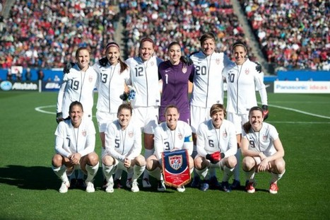 U.S. Soccer Announces New Women's League to Begin Play in ... | Corporate Reputation and Football | Scoop.it