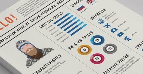 6 páginas para diseñar currículums online | Orientación para la búsqueda de empleo. | Scoop.it