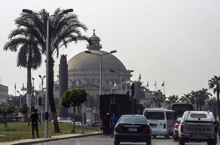 TV5MONDE : actualites : Egypte: le pouvoir resserre l'étau sur les universités, carrés de la contestation | Égypt-actus | Scoop.it