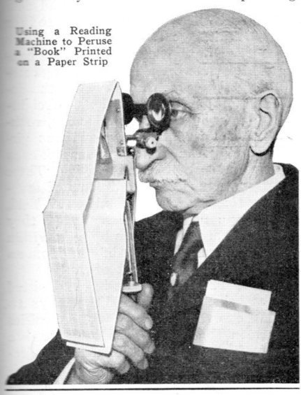 A Paper Internet, 1917 (and 1932, and 1945) | Research_topic | Scoop.it