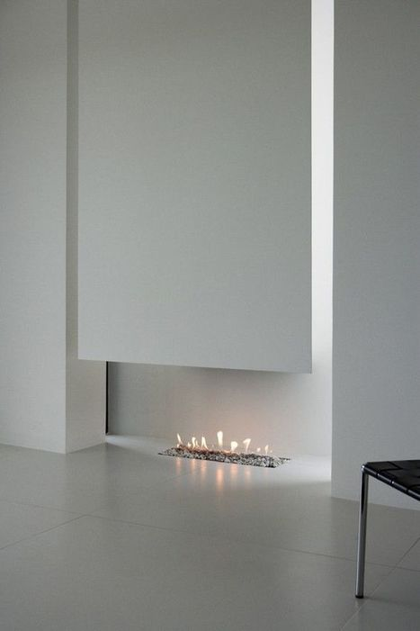 How To Choose The Right Fireplace | Destination Living | electric fireplace | Scoop.it