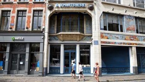 À Lille, l'Huîtrière sur la carte des monuments classés | Gastronomie Nord-Pas de Calais | Scoop.it