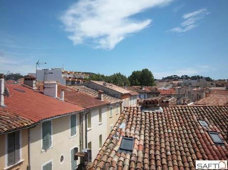 T2 entièrement rénové, en dernier étage avec superbe vue sur les toits | Mathieu BLONDEL Immobilier | Scoop.it