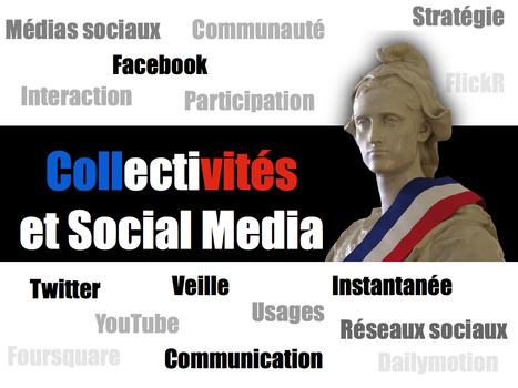 Veille, pratiques et tendances sur les médias sociaux pour les collectivités territoriales | Entrepreneurs du Web | Scoop.it