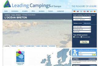 Camping l'Océan Breton - Membre de Leading Campings | Le Camping Yelloh Village L'Océan Breton ***** | Scoop.it