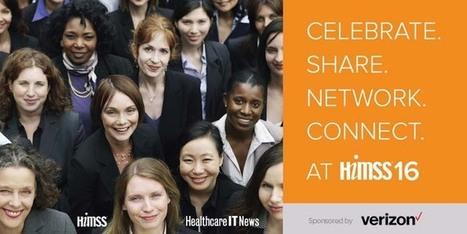 HIMSS16 Women in Health IT Networking Reception | Co-creation in health | Scoop.it