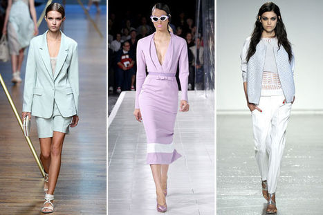 Spring 2014 Apparel Trends | J.Reneé Shoes | Dress and Casual ... | women's fashion | Scoop.it