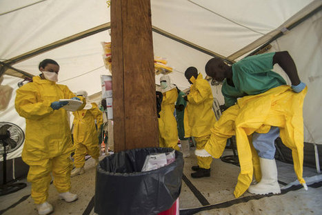 Ebola : le point sur la situation  | Toxique, soyons vigilant ! | Scoop.it