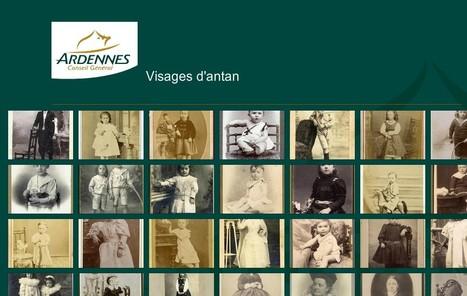 Visages d'antan - Exposition virtuelle des Archives départementales des Ardennes   Nos Racines   Scoop.it
