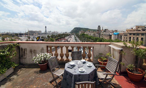 Duplex with terrace for rent in el Born, Barcelona, Ciutat-vella-born, Barcelona   Barcelona   Scoop.it