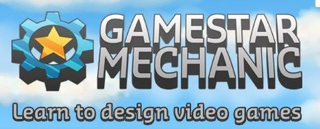 Gamestar Mechanic | Jogos educativos digitais ~ Serious Games | Scoop.it