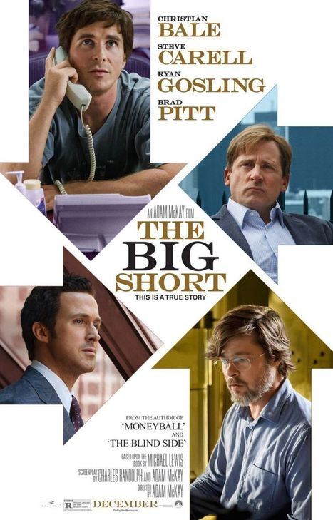 """The Big Short"": The Fire Next Time 