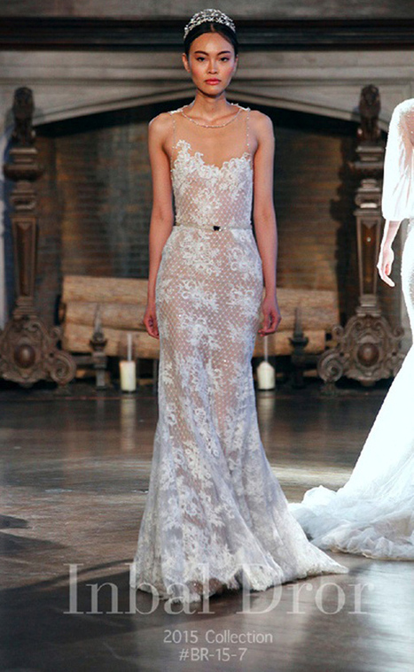 These Wedding Dresses Are For Brides Who Dare To Go Bare | Xposing e-commerce, fashion & unique items. | Scoop.it