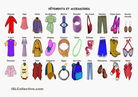 Vêtements et accessoires | Multilíngues | Scoop.it