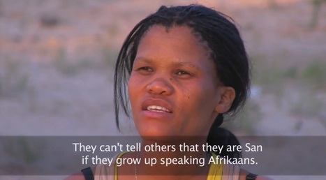 The 'Lost Tongue' Filmmakers on Rescuing a Southern African Language From Extinction   Archivance - Traductologiques   Scoop.it