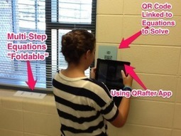 Assessment FOR Learning using QR Codes | mathycathy's blog | QRCodes: In the Classroom | Scoop.it