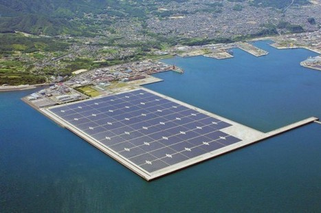 Kyocera Opens Japan's Largest Offshore Solar Power Plant | Sustain Our Earth | Scoop.it
