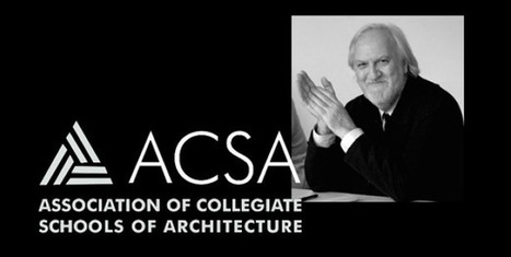 Dean Anthony Vidler to receive ACSA Centennial Award | The Cooper Union | Rendons visibles l'architecture et les architectes | Scoop.it