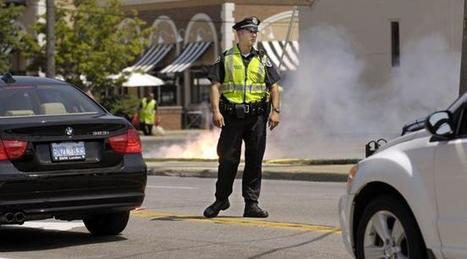 Downed wire on Route 306 in Mentor causes fire, lunchtime traffic problems ... - News-Herald.com | How earth made us: Fire | Scoop.it