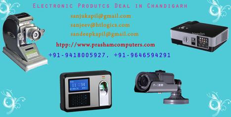 Technology MArket Mohali   Projector Dealers in Chandigarh - Prasham Computer   Scoop.it