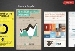 10 Ferramentas para criar Infográficos e Visualizações - Agência Trii | TecEdu Projeto Vida | Scoop.it