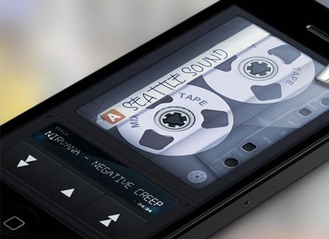 23 Amazing Skeuomorphic UI Designs | Web Content Enjoyneering | Scoop.it